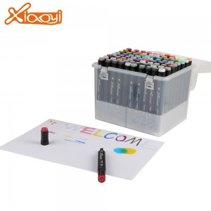 Multipurpose Twin tip art marker school office art marker