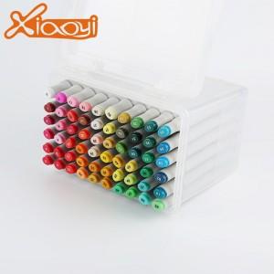 2018 New Custom logo Marker Pen 168 Colors Marker Pen For Whiteboard Or Paper