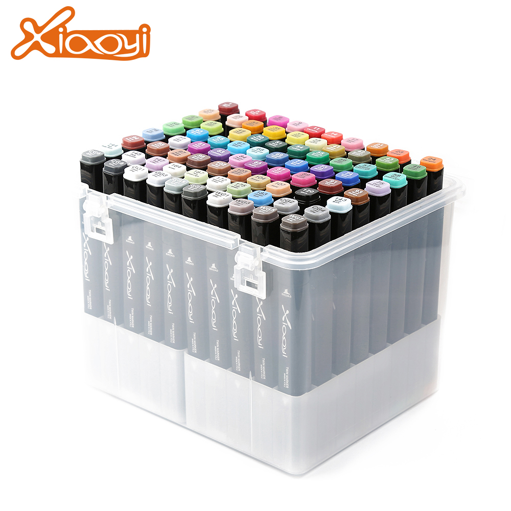 OEM High Quality Color Marker Pen Paint Marker Pen For Landscape Design Featured Image