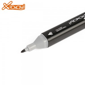 Cold grey series Art painting marker pen set