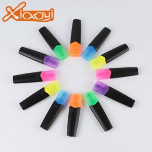 Promotional highlighter pen Logo printed highlighter for kids