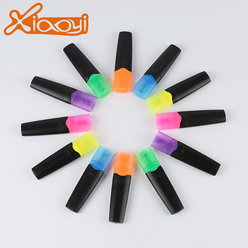 Promotional highlighter pen Logo printed highlighter for kids Featured Image
