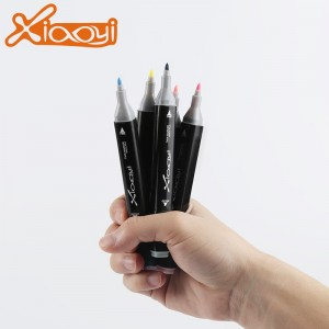 Paper Writing Medium and animation art Alcohol oiliness marker pen