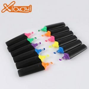 OEM ODM Colorful Highlighter Marker Pen Pack of 6