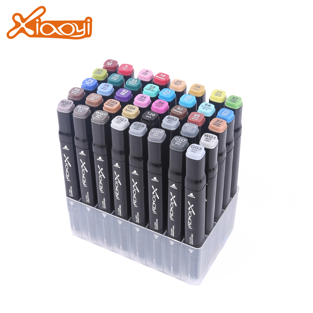 High quality colorful 40 colors marker pen for interior design Featured Image
