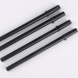Custom 3 sizes black ink refill calligraphic pens for drawing writing