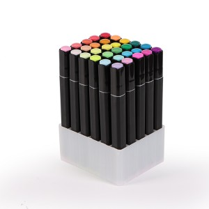 168 Colors Non-toxic Alcohol Based Ink Art Marker
