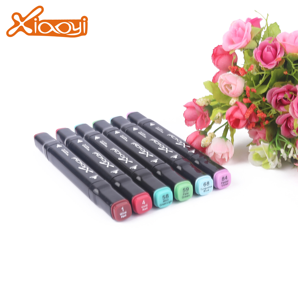 Wholesale Colorful Paint Marker Pen Permanent Waterproof Marker Pen Featured Image