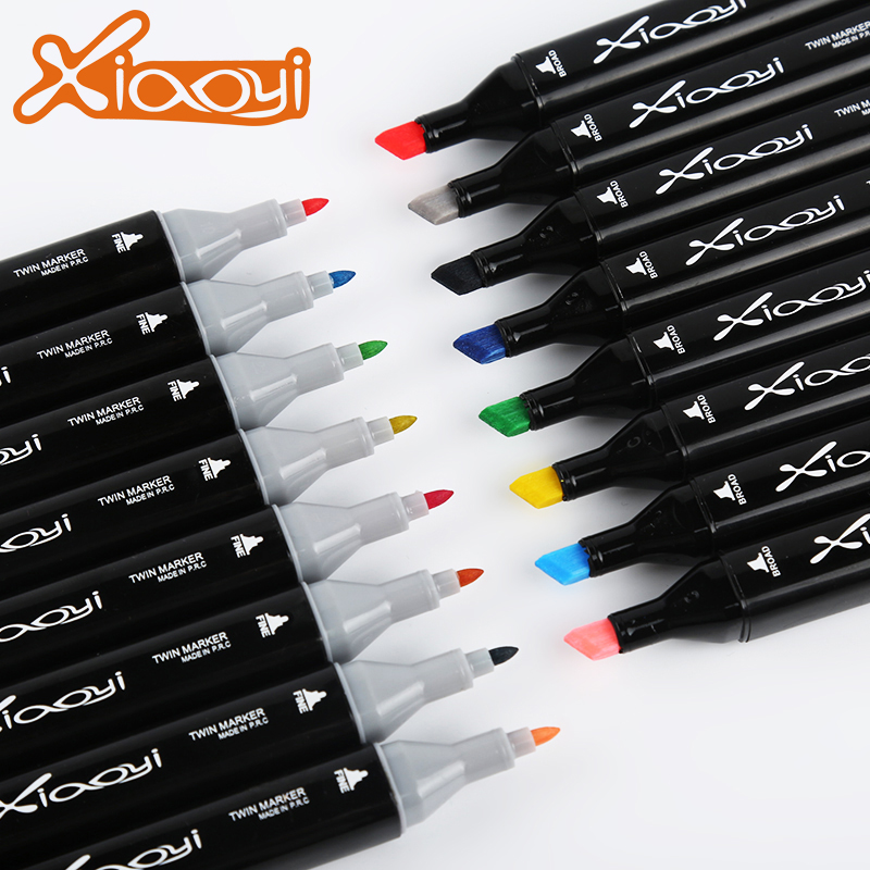 Paper Writing Medium and animation art Alcohol oiliness marker pen Featured Image