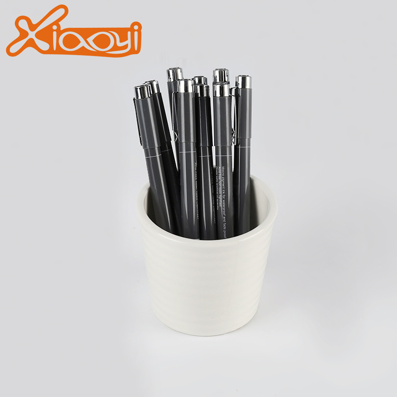 2019 new design classic durable drawing ink black needle pen Featured Image