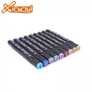 2018 Newest Design Art Marker Pen Interior 30 Color Drawing Pen