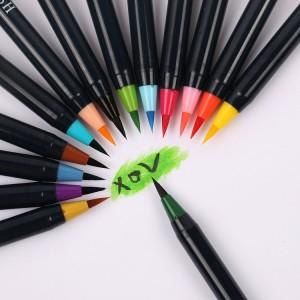 WaterColor Brush Pen 20 Colors Brush Marker For Artist Painting